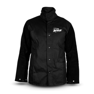 ROGUE Welding Jacket With Leather Sleeves UMWJ B