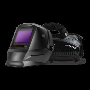 PAPR Helmet and Respirator U21014K